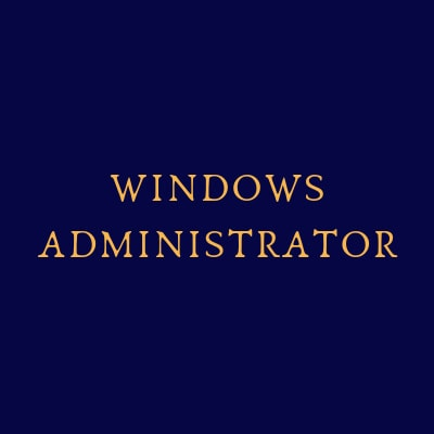 guaranteed placement courses windows administrator
